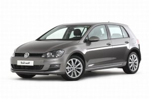 alt Galirent volkswagen golf grupo D